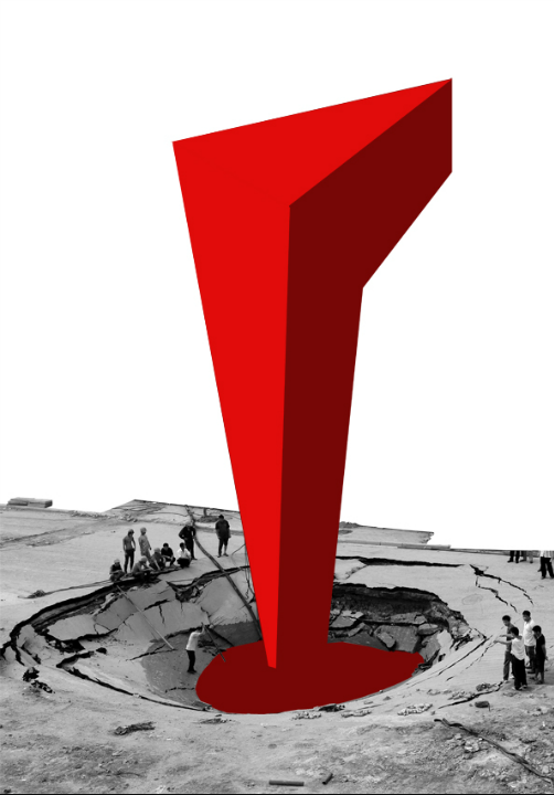 'Nature intervetions 2' de Juan López, para 'Pidan refuerzos'. Imagen cortesía de la galería Juan Silió.