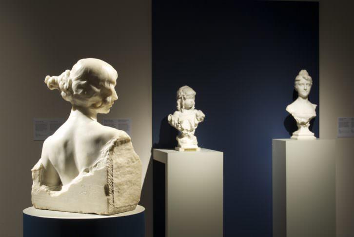 Obras de Mariano Benlliure. Centro del Carmen. Imagen cortesía de la Fundación Mariano Benlliure