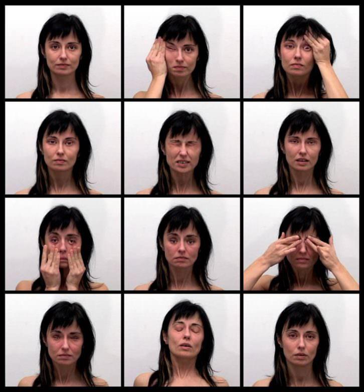 Sn título (monstruas), video monocanal de Marina Núñez, en la exposición Monstruo. Historias, promesas y derivas. Imagen cortesía de la Fundación Chirivella Soriano