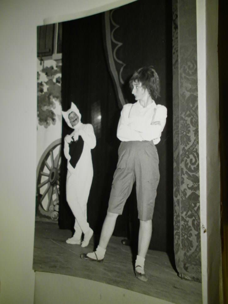 Imagen de Olga Poliakoff, junto a la autora del texto, Bel Carrasco.