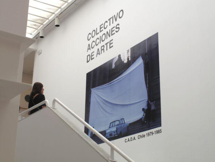Colectivo Acciones de Arte C.A.D.A. Imagen por cortesía de Francis Naranjo