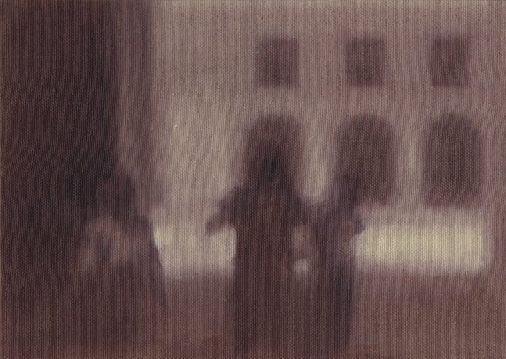Carolina Gimeno. Vida, muerte, 2013. Imagen cortesía del Centro de Documentación de Arte Valenciano Contemporáneo
