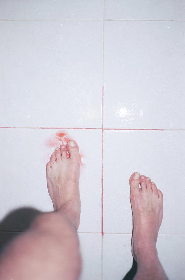 Alberto Polo Iañez. Creus en mi, 2012-13. 18x26cm. Papel Algodón HahnemÜehle. Imagen cortesía Galería La Real