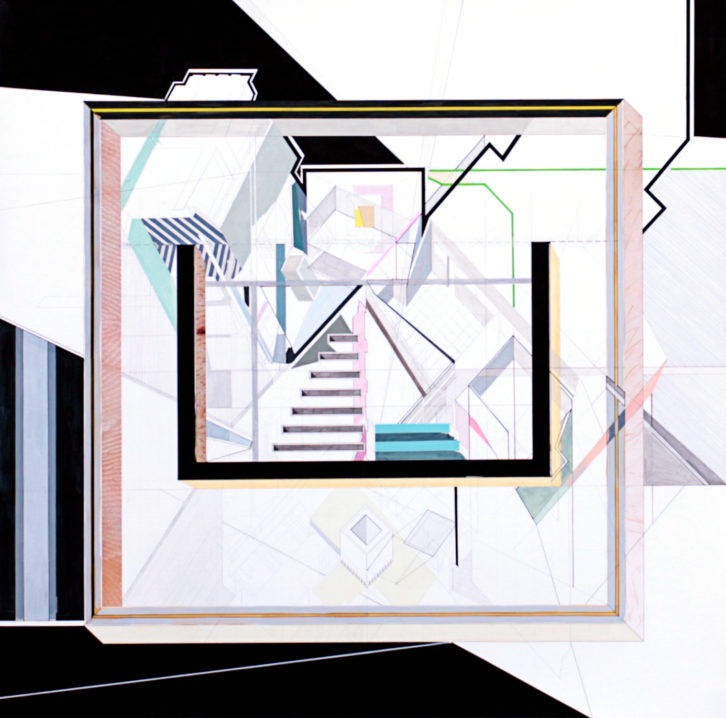 Guillem Juan. Serie Cartografías del abandono. Imagen cortesía Galería Liebre