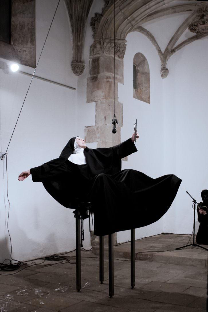 Joan Morey. Imagen cortesía Espai Tactel
