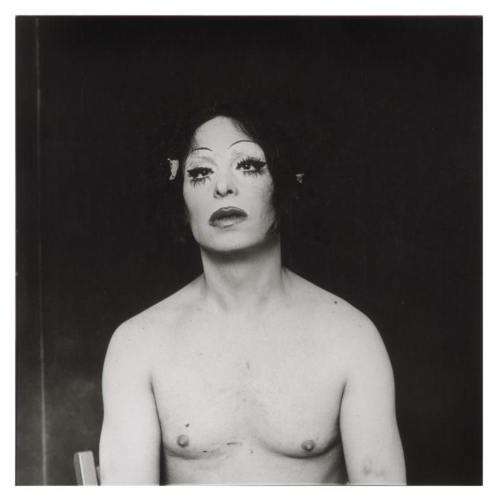 Humberto Rivas. Violeta La Burra, 1978. Imagen cortesía de Espaivisor