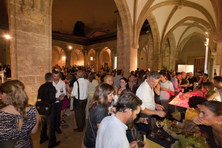 Momento de la celebración en el Centro del Carmen de Abierto Valencia. Imagen cortesía de LaVAC.
