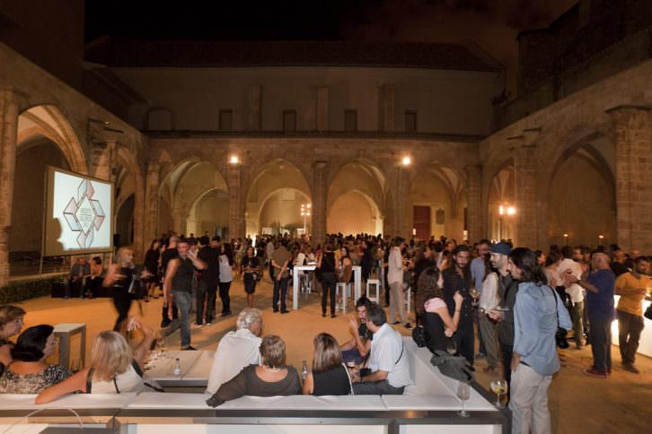 Ambiente de la celebración en el Centro del Carmen de Abierto Valencia. Imagen cortesía de LaVAC