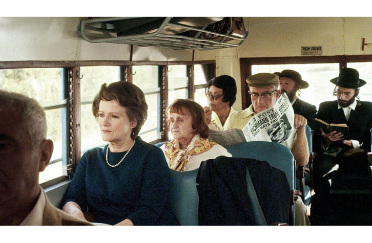 """Fotograma de la película """"Hannah Arendt"""", de Margarethe von Trotta"""