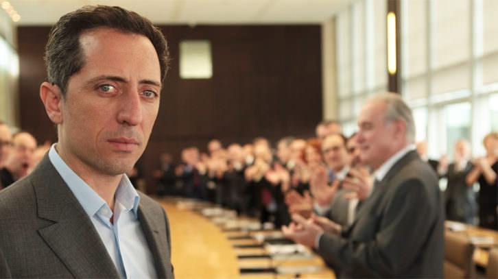 Gad Elmaleh en 'El capital', película de Costa Gavras que se proyectará en Mostra  Viva Cinema del Mediterrani.