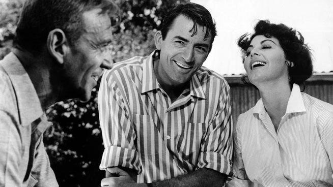 Fotograma de La hora final, de Stanley Kramer. Imagen cortesía de Aula de Cinema de la Universitat de València