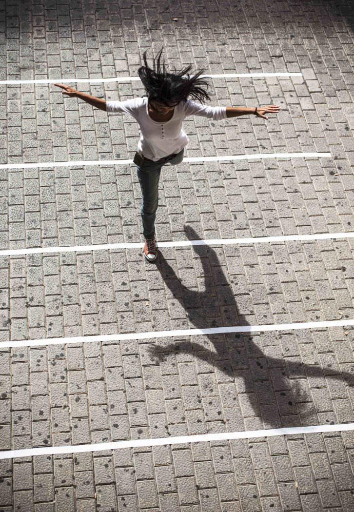 'Kaleko Musika', de Col.lectiu 3B para Art Públic / Universitat Pública, en el Campus dels Tarongers. Foto: Miguel Lorenzo.