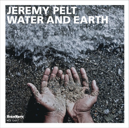 Portada del disco 'Water and Earth', de Jeremy Pelt.