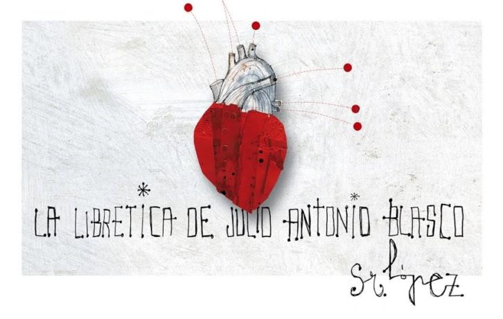 Ilustración de Julio Antonio Blasco, Sr. López.