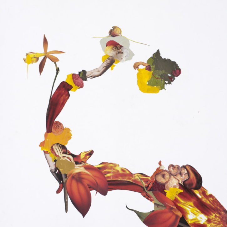 Obra de Lupe Godoy. Imagen por cortesía de la Galería.
