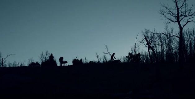Fotograma del mediometraje Los Galgos de Gabriel Azorín