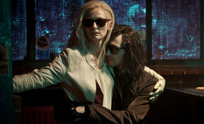 "Fotograma de la película ""Only Lovers Left Alive"", de"