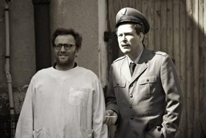 Fotograma del mediometraje El hámster de Bartek Ignaciuk