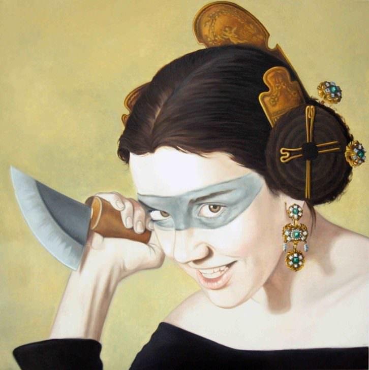 Obra de Jorge Rubert. Imagen cortesía de Incubarte.