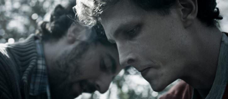 Fotograma del mediometraje Los galgos, de Gabriel Azorín. Imagen cortesía de La Cabina.