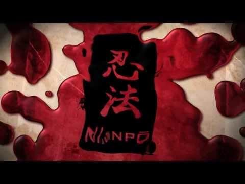 Ninpo, videojuego de Andrea Montesa, Ismael Castellanos y Óscar Navarro para Ciutat Vella Oberta. Imagen cortesía de ESAT.