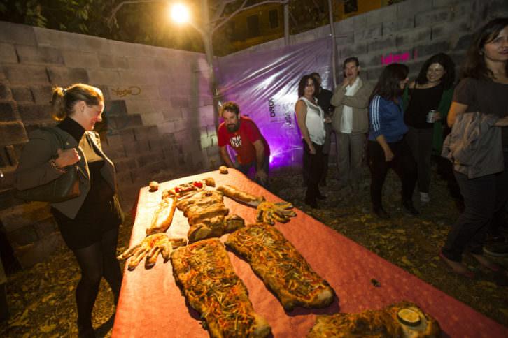 7/11/2013. Inauguració Festival de les arts Ciutat Vella oberta
