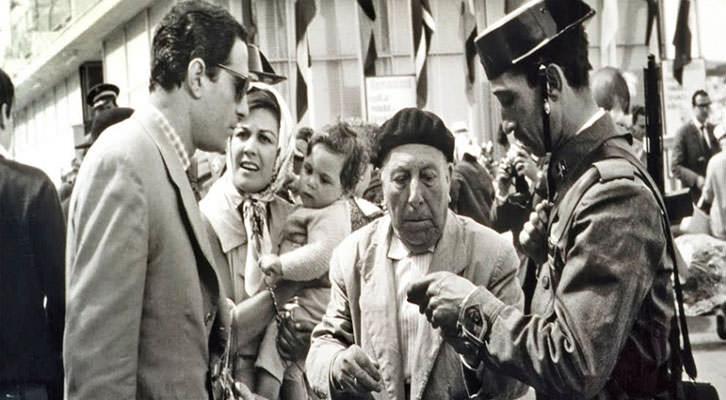Fotograma de 'El verdugo', de Luis García Berlanga.