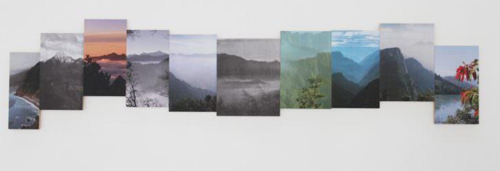 Mountains. Ting Ting Cheng. Imagen cortesía de la galería Luis Adelantado