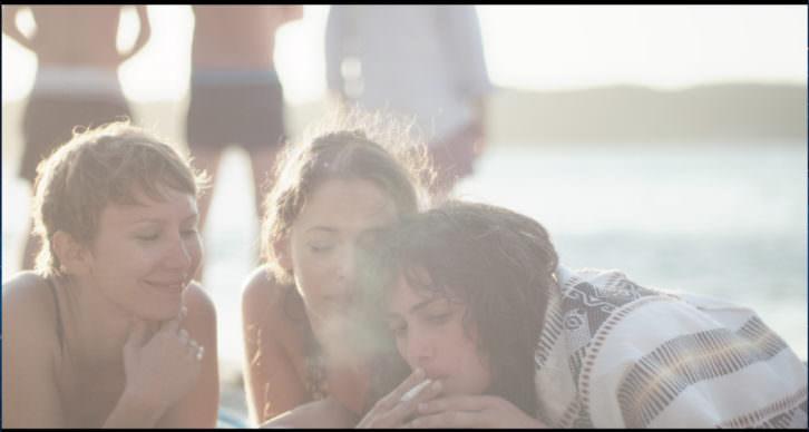 Fotograma del mediometraje 'Parenthese'. Imagen cortesía del festival La Cabina.