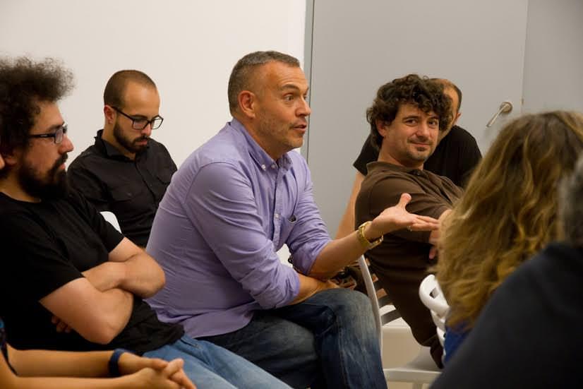 Público mesa redonda, primer día. Fotografía de Verónica Francés