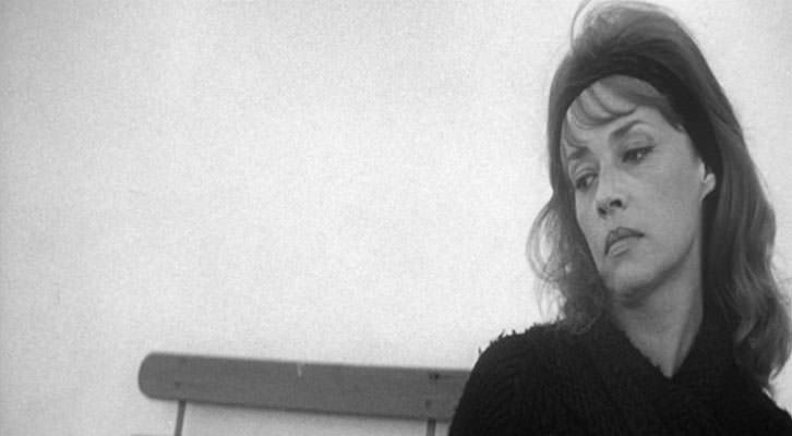 Fotograma de Jules y Jim, de Fraçois Truffaut.
