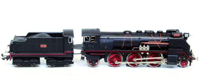 Uno de los juguetes de la exposición. Imagen cortesía de