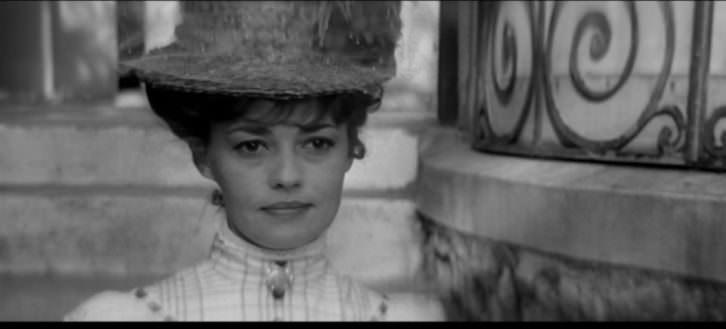 Jeanne Moreau en un fotograma de 'Jules y Jim', de François Truffaut