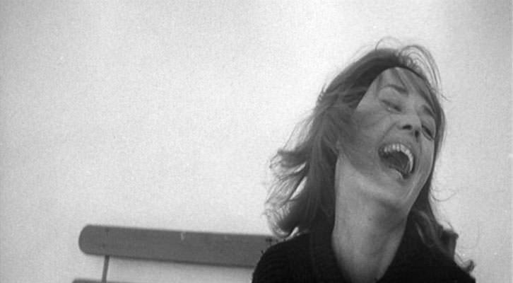 Jeanne Moreau en 'Jules y Jim', de François Truffaut.