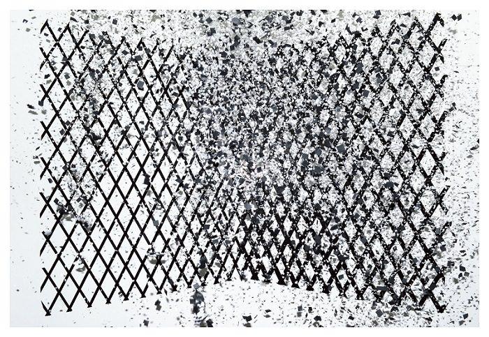 Fernando M. Romero. Un_folded_002, C-print. 69x100cm. 2013