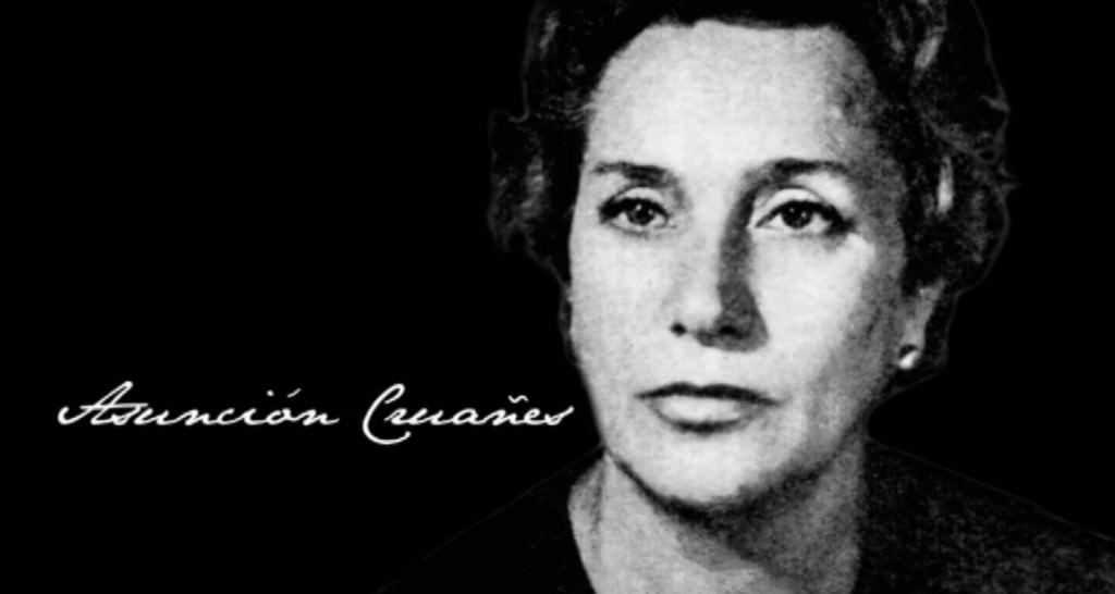 Asunción Cruañes. Imagen del documental 'Las constituyentes, de Oliva Acosta.