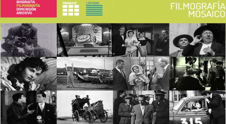 Detalle del museo virtual Berlanga Film Museum.