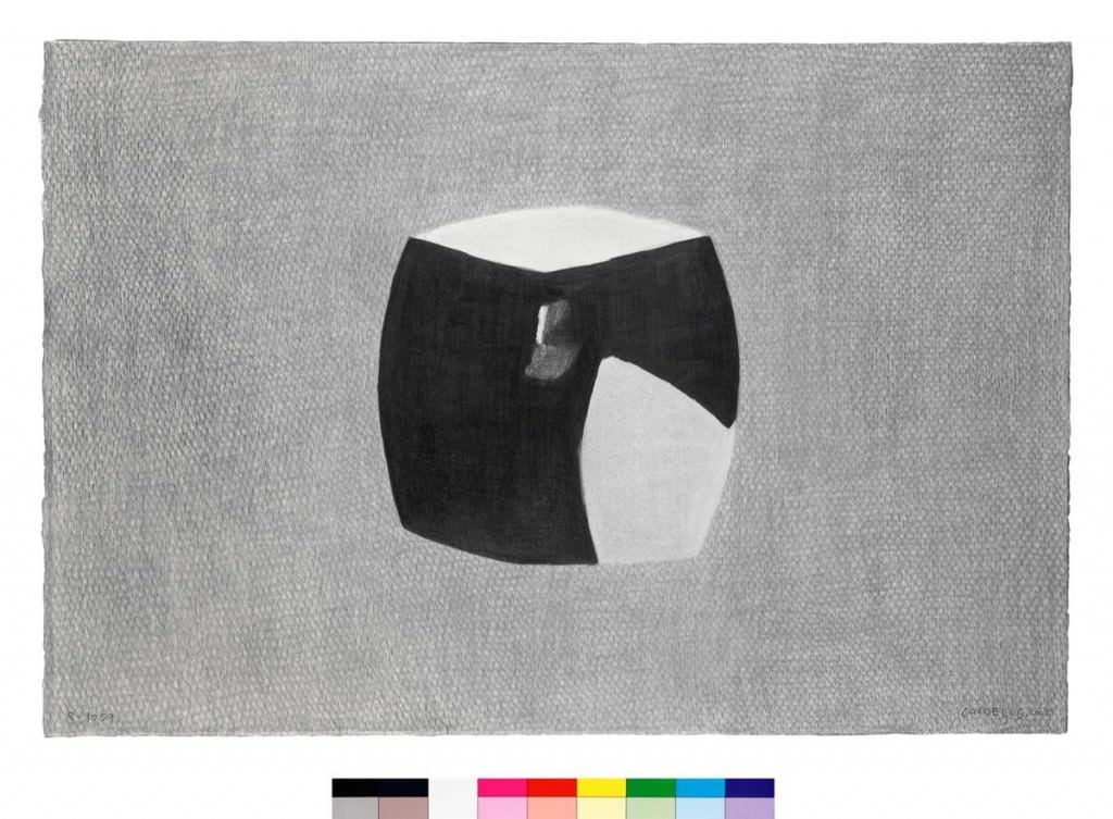 Obra de Joan Cardells. Imagen cortesía de Galería Punto.