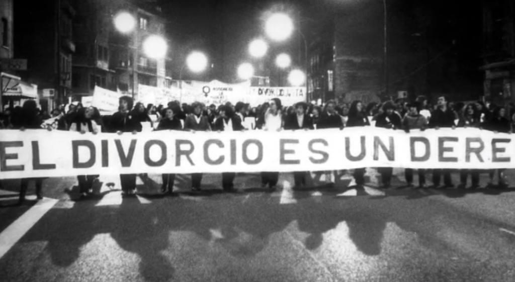 Imagen del documental 'Las constituyentes', de Oliva Acosta.