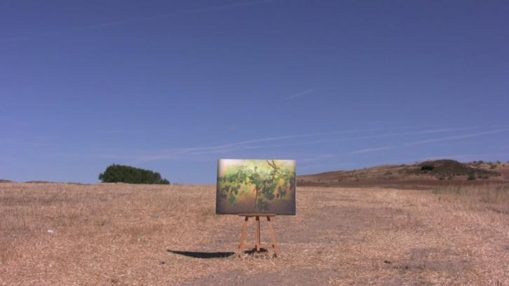 Fotograma de El Sol en el Sol del Membrillo (2008)