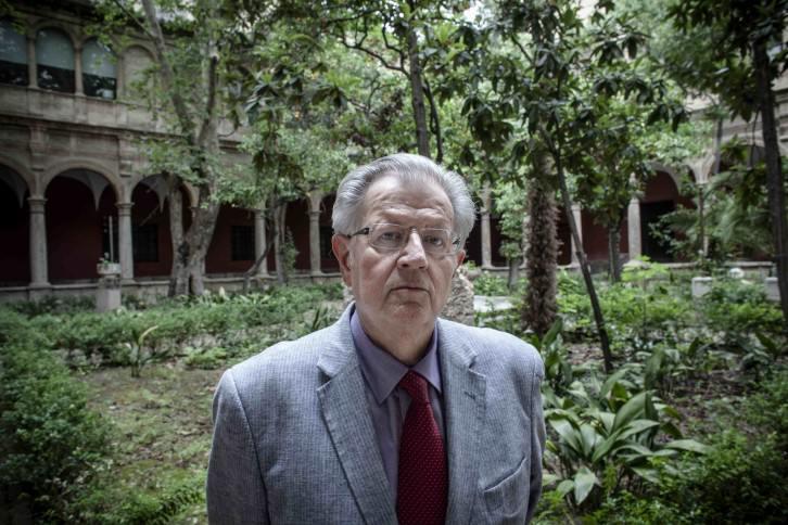 Felipe Garín, director del Consorcio de Museos de la Generalitat Valenciana. Fotografía: Miguel Lorenzo