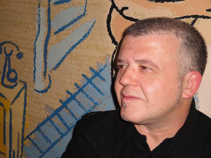 Carlos Ortin. Imagen cortesía del autor.