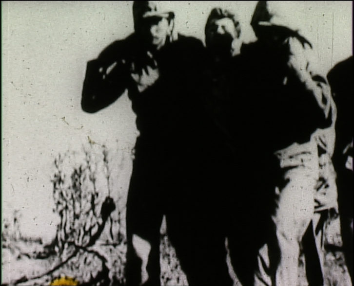 """Fotograma de """"Weird War"""".  Obra de Albert Alcoz"""