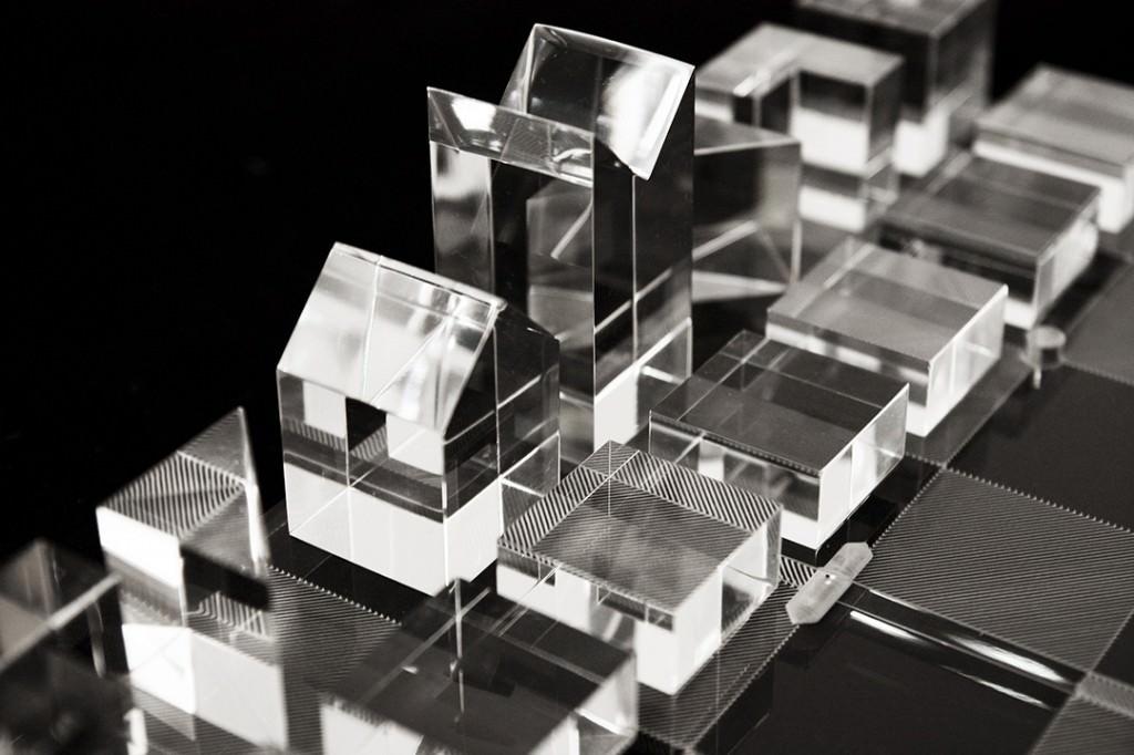Detalle del proyecto Cubess, de Rubén López.