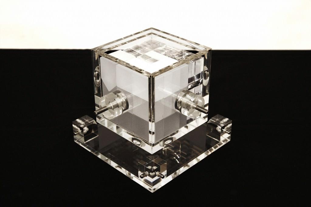 Cubess, de Rubén López.