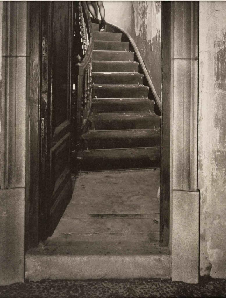 Fotografía de Isabel Muñoz, de la colección de Alberto Adsuara.