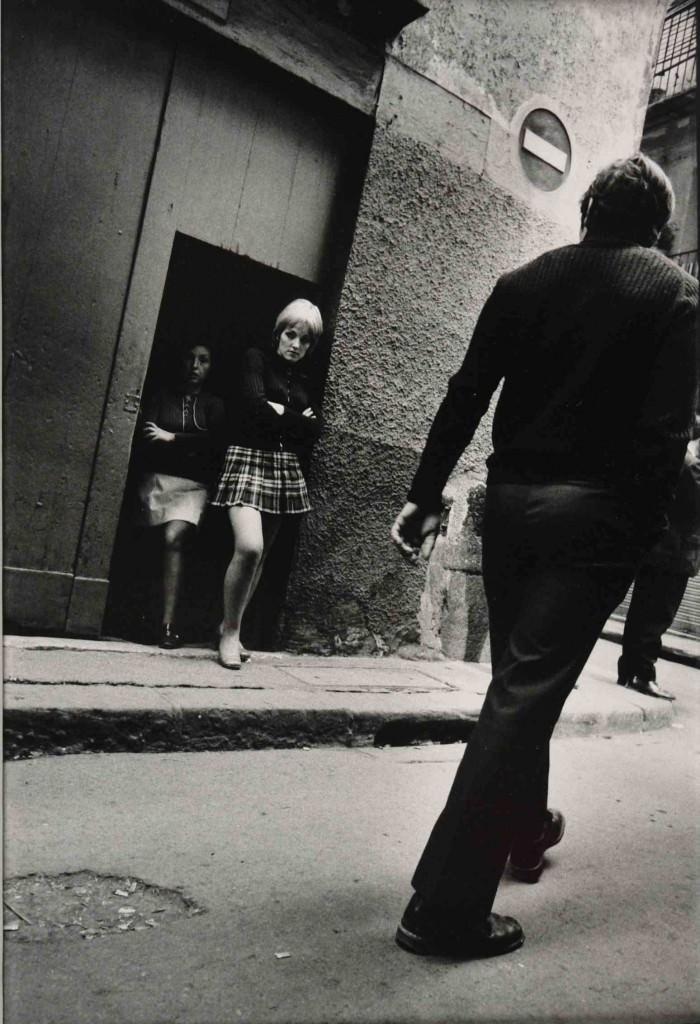 Fotografía de Joaquín Collado, de la colección de Alberto Adsuara.