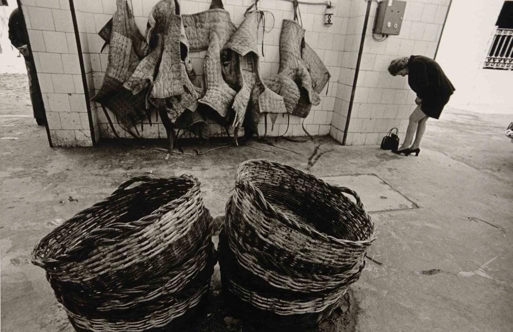 Fotografía de Miguel de Miguel, de la colección de Alberto Adsuara. Imagen cortesía de Alberto Adsuara.