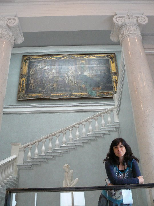 Ester Alba Pagán.