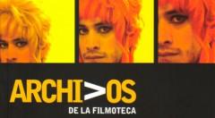 Detalle de una de las portadas de Archivos de la Filmoteca.